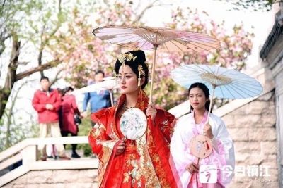 乡村旅游惊喜连连 镇江12家景点接待游客量超50万人次