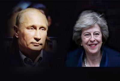 俄又驱逐50多名英国外交官 限1个月内离境