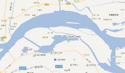 镇江再添一条过江通道 润扬第二过江通道进行环评公示