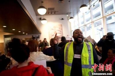 星巴克关闭全美约8000店面 进行反种族歧视培训