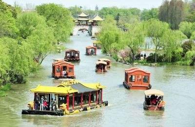 大中小学生暑假免费游扬州五景区