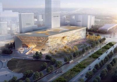 美美哒!镇江图书馆新馆设计方案发布 5种方案请你来选