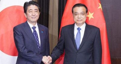 李克强总理将于本月访日并同日本天皇、首相进行会晤