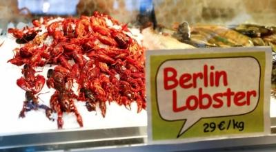 """德国发出小龙虾""""开吃令""""——中国吃货:""""等着我!"""""""