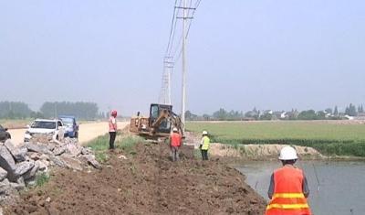 丹阳南三环东延一期工程预计7月中旬完工