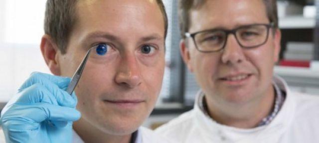 全球首例3D打印人类眼角膜问世 用于移植或仍需时日