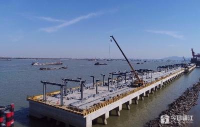 江苏华电句容煤炭储运工程通过交工验收 提高能源供应保障能力