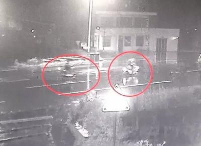 两名男子盗窃电瓶车 民警伏击守候破案