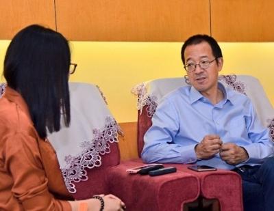 教育,大有可为——对话新东方教育董事长俞敏洪