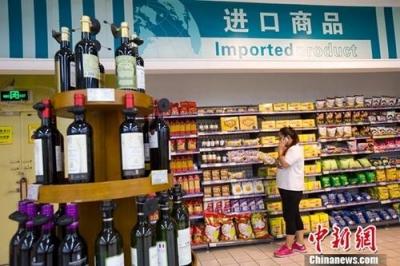 江苏外贸进口增速远超出口 前7月进出口同比增8.7%