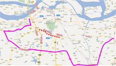 镇江市区货车禁行区准备扩大:老312国道市区段货车禁行