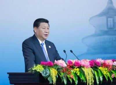 习近平:我们愿同国际社会一道,共建一个清洁美丽的世界