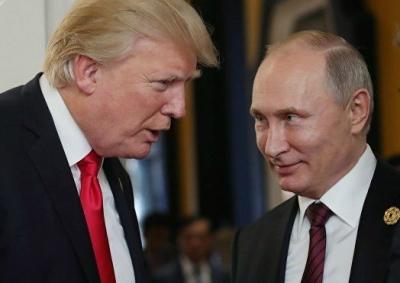 到底信不信?特朗普改口称他相信俄曾干扰2016年美总统大选