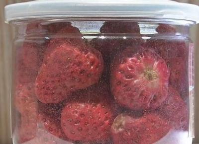 """""""不会烂的水果""""——草莓脆、葡萄脆你吃过吗?句容农民把水果做出了""""新花样"""""""
