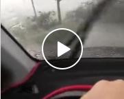 视频 | 今天下午丹阳胡桥片区下起了冰雹