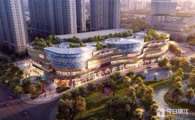 喜大普奔!镇江南徐片区终于要建商业中心了!