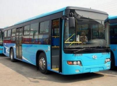 团山路施工将开始 两条公交线调整