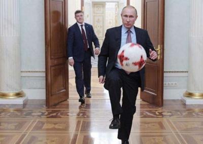 普京将与多国领导人出席世界杯闭幕式并观看决赛