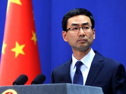 美威胁对五千亿美元中国商品征税 耿爽:中国不是吓大的