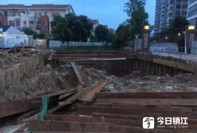 句容城西市民广场已初具规模  预计本月竣工
