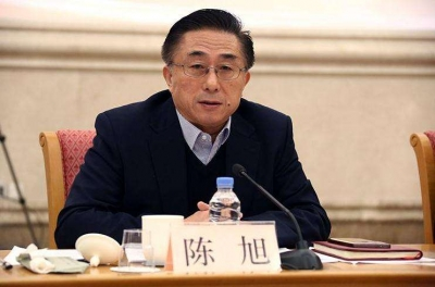 上海市检察院原检察长陈旭受审 被控受贿7423万元