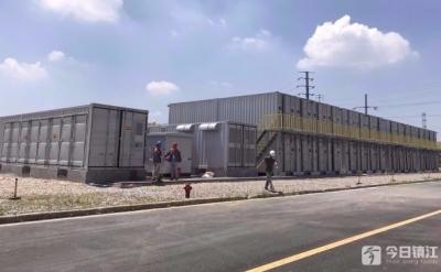镇江新区新材料产业园为企业分忧服务高质量发展