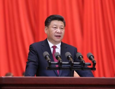 习近平对浙江安吉黄杜村农民党员向贫困地区捐赠白茶苗作出重要指示