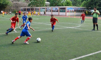 教育部:足球高水平苗子开始出现了 不能急功近利
