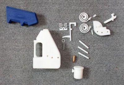 美法院临时叫停3D打印造枪图纸上网 特朗普也自觉不合理