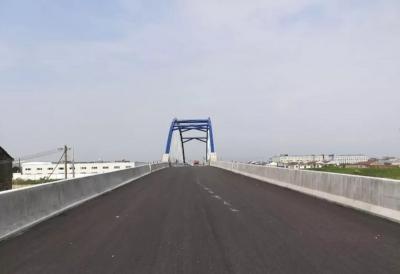 丹阳新建横塘桥预计本月底通车