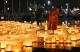 寄托美好祝愿 美国马里兰州举行水灯节