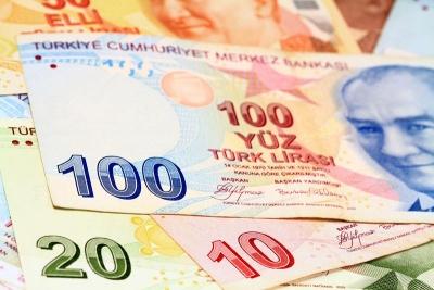 """土耳其货币""""跌跌不休"""",携程等平台关闭里拉支付通道"""