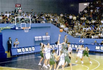 2002年那场令人难忘的世界女篮锦标赛