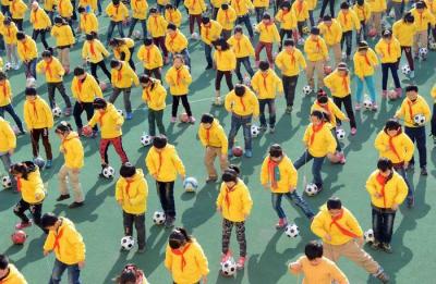 全国校园足球特色学校榜单公布 丹阳5所学校入选