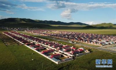 环境治理开启甘南藏区群众幸福生活