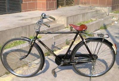 从永久牌到共享单车( 征文)