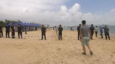 悲伤到绝望 北京双胞胎姐妹青岛海边失踪 搜救中先后发现两人遗体