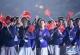 第18届亚运会开幕式在雅加达举行