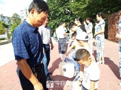 """京口今年来募集到慈善资金400多万元 """"慈善宣传月""""活动多多"""