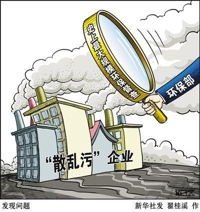 全部进驻!江苏省环保专项行动督查组公布举报电话