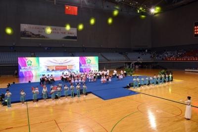 江苏省第十届残运会在镇江开幕 缪瑞林宣布开幕 张叶飞致欢迎词