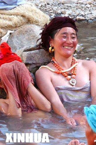 (征文)洗澡闲话