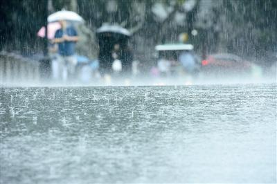 """40天""""超长版""""三伏天终结束,未来三天江苏全省大部分地区有阵雨或雷雨"""