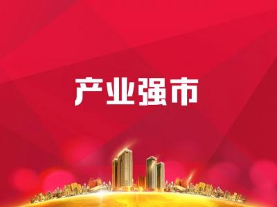 镇江新区唱响实体经济高质量发展主旋律