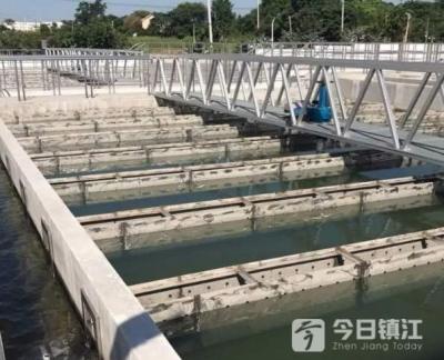 """夏日用水猛涨,句容南部应急水厂""""上岗"""""""