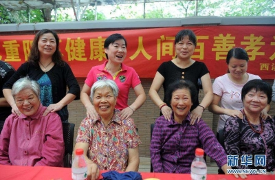 江苏持证社工有4.3万人 活跃在养老、福利机构和社区