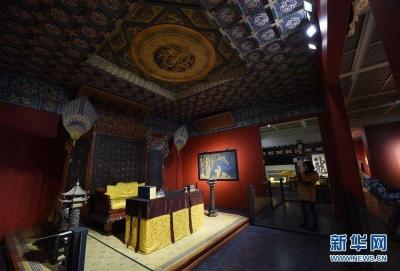 清宫戏里出现最多的场所——养心殿今起修缮 紫禁城600岁生日将这样过