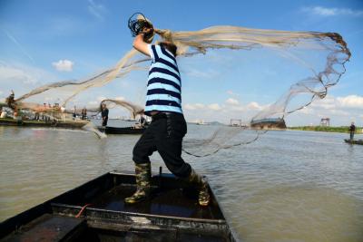 """第二届""""渔民赛技能 传承渔文化""""技能大赛举行啦!"""