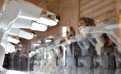 业内人士:第四次工业革命将给世界经济提供更强发展动力