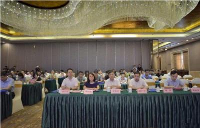 全国广电大咖在丹阳对接眼镜产业项目